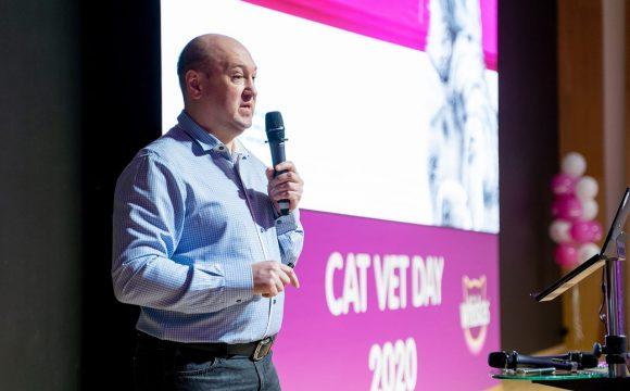 Лекция в день кошек — конференция MARS